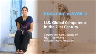 Engaging the World: U.S. Global Competence in the 21st Century